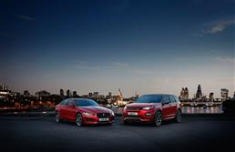 Jaguar Land Rover UK Sales Success