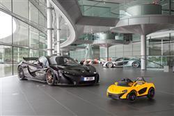 The Latest McLaren P1TM Is Pure Electric