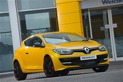 Final Megane III Renault Sport On Sale In UK