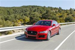 New Jaguar XE In Showrooms From May