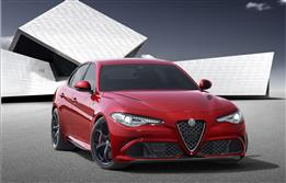 Car of the Year Giulia Earns High CAP Residual Value