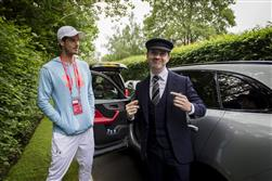 Andy Murray Gets Early Alarm Call