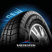 New Apollo Vredestein Tyre
