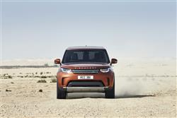 Land Rover Residual Forecast - Very Good
