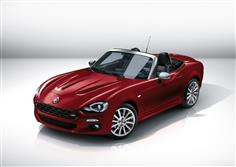 Fiat 124 Spider Anniversary Edition Sold Out