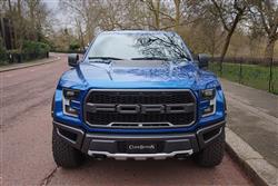 Ford Raptur Arrives in UK