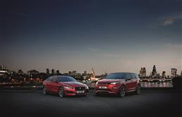 Jaguar Land Rover Deliver Record Fleet Sales