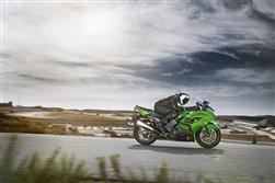 Kawasaki's Motorcycles