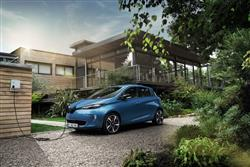The 100 Per Cent Electric Renault ZOE - New Record Driving Range