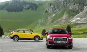 Right On Q - New Audi Q2 Compact SUV