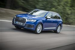 Order Books Open For The Audi SQ7 TDI