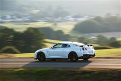 Thrilling New Nissan GT-R Track Edition