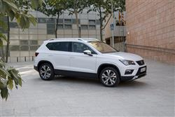 New Ateca Receives Highest Ever SEAT Model Residual Value