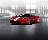 All-New Ford GT Supercar Production Extended
