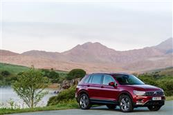 New Volkswagen Tiguan Is Cool, Calm and Connected