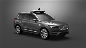 Volvo Cars And Uber Join Forces