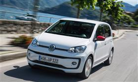Roll Up! Roll Up! New-Look Volkswagen City Car!