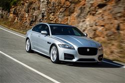 Introducing The All-New Jaguar XF