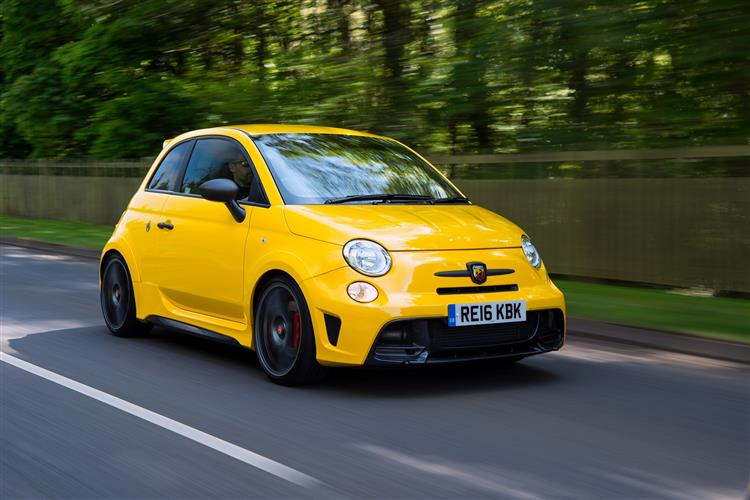 Abarth 595 1.4 T-Jet 165 Pista 70th Anniversary SPECIAL EDITION 3 door Hatchback (19MY)