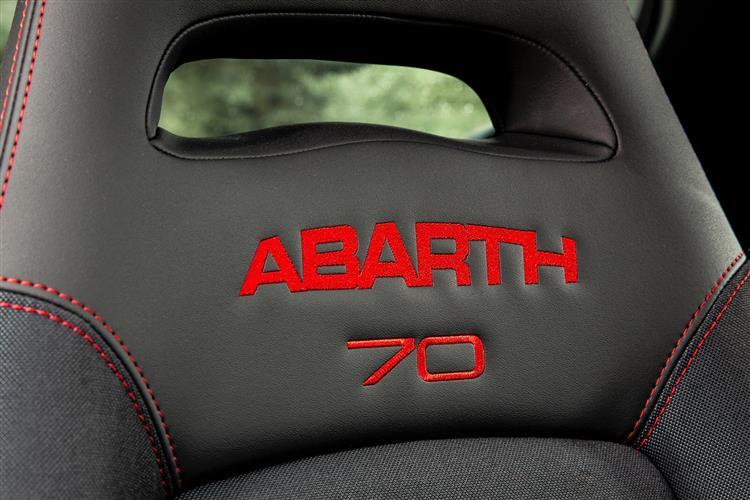 Abarth 595C S4 Competizione 1.4 T-Jet 180 image 7