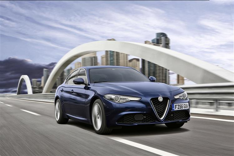 Alfa Romeo Giulia 2.2 Turbo Diesel 180 Tecnica 4dr Auto image 3