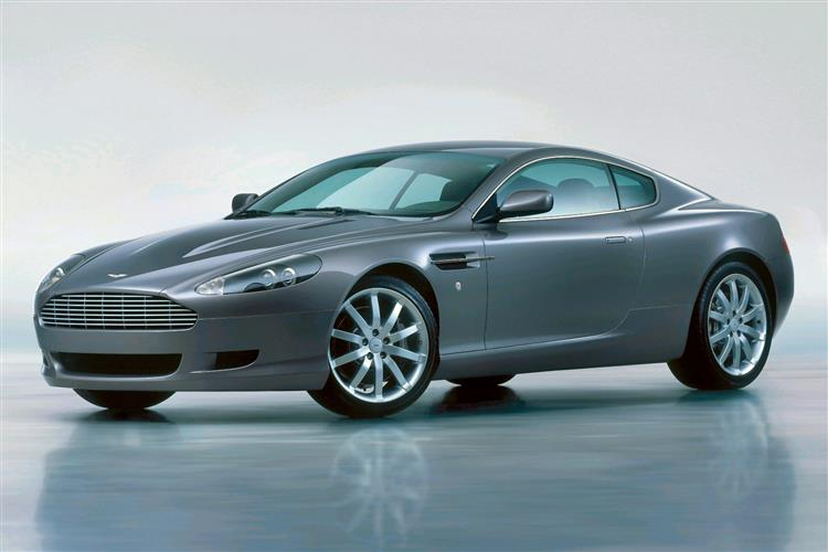 Aston Martin DB9 GT  image 1