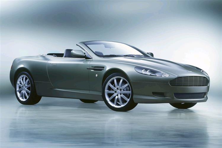 Aston Martin DB9 GT  image 2