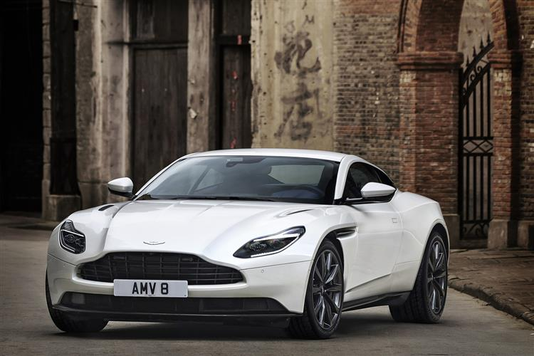 Aston Martin Db11 V12 Amr Touchtronic 5 2 Automatic 2 Door Coupe