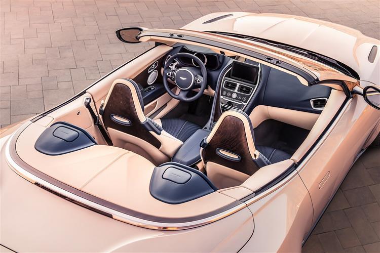 Aston Martin DB11 V8 Volante Touchtronic image 7