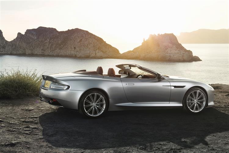Aston Martin DB9 GT  image 3