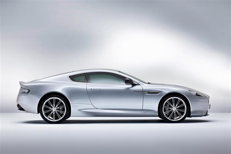Aston Martin DB9 GT  image 4