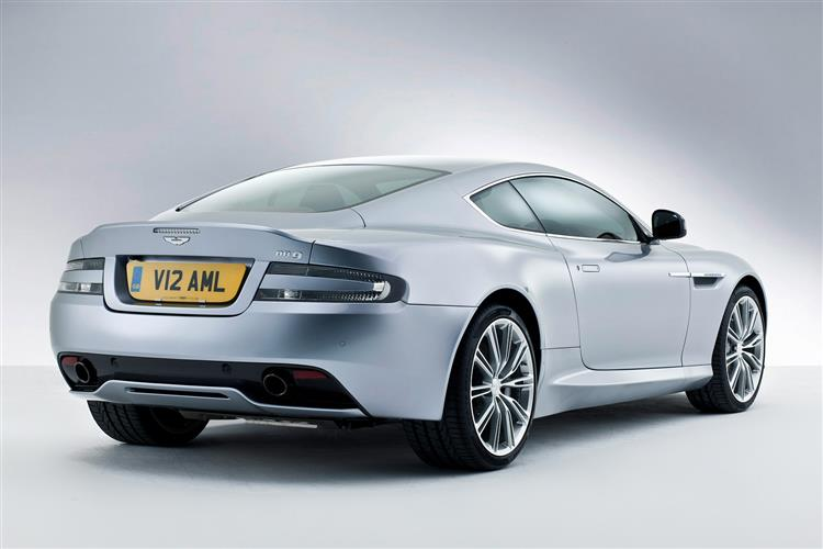 Aston Martin DB9 GT  image 5
