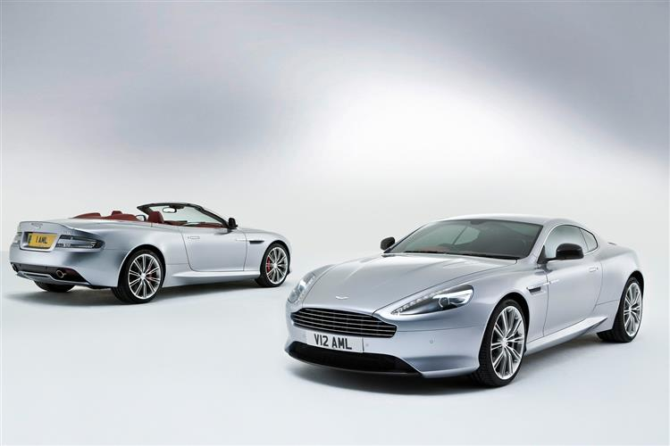 Aston Martin DB9 GT  image 6