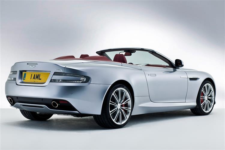 Aston Martin DB9 GT  image 8