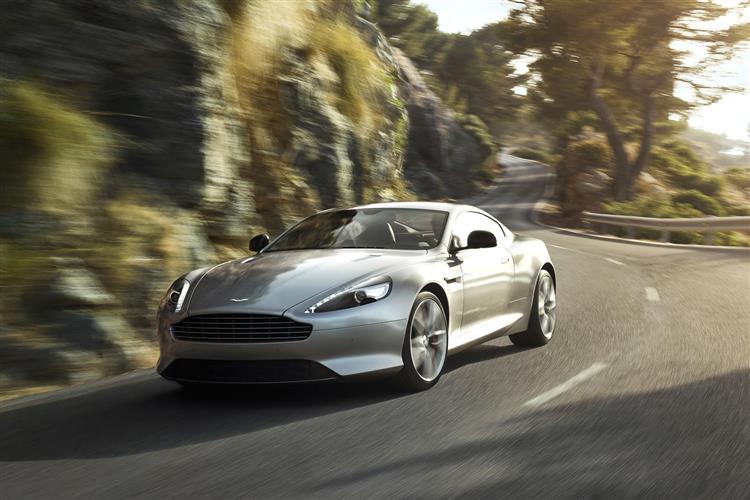 Aston Martin DB9 GT  image 9