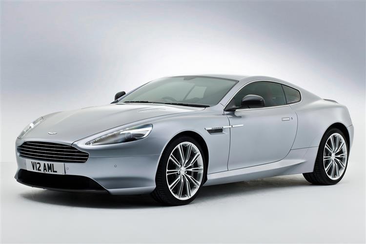 Aston Martin DB9 GT  image 12