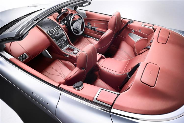 Aston Martin DB9 GT  image 13