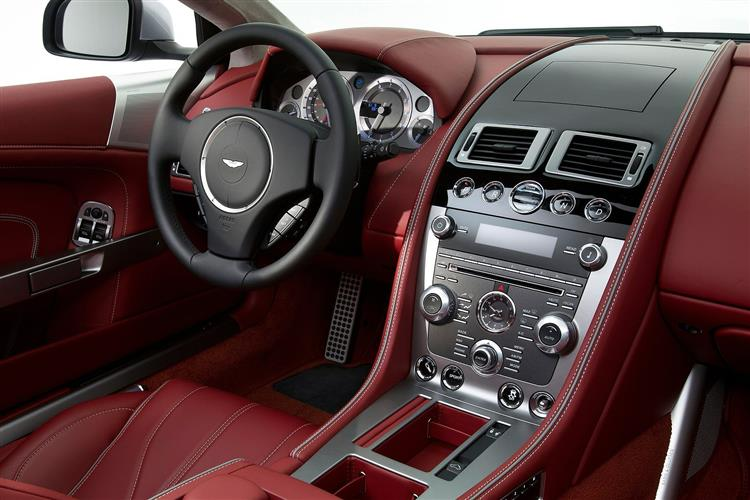 Aston Martin DB9 GT  image 15