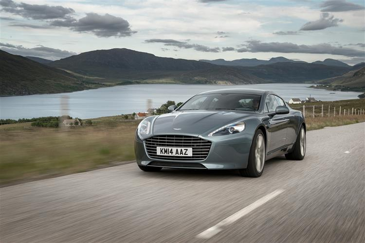Aston Martin Rapide S 4dr Coupe Touchtronic image 2