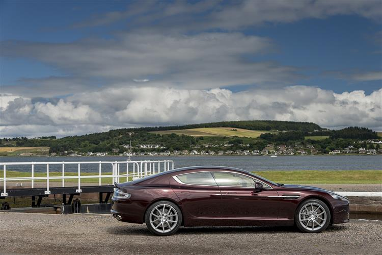 Aston Martin Rapide S 4dr Coupe Touchtronic image 4