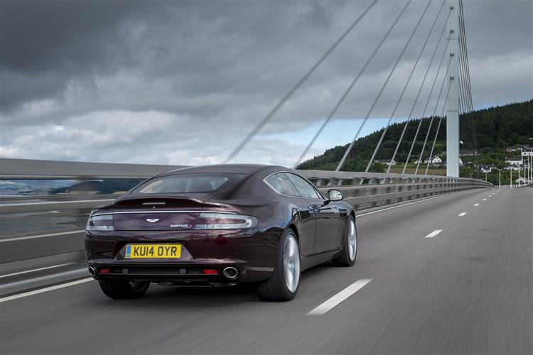 Aston Martin RAPIDE S V12 Touchtronic image 7