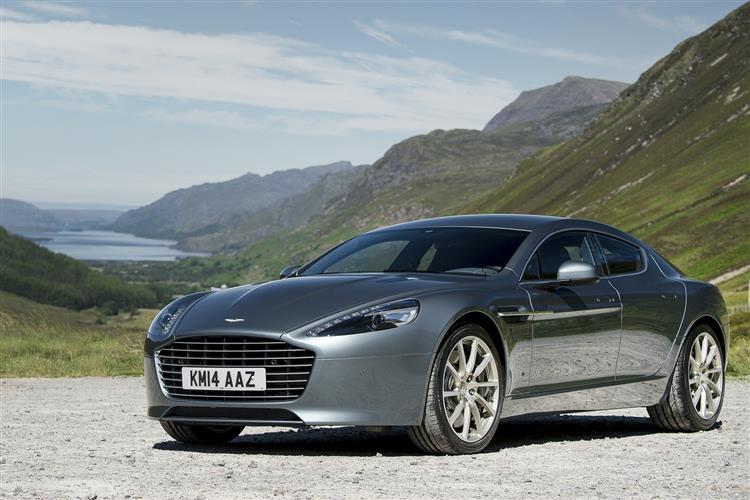 Aston Martin RAPIDE S V12 Touchtronic image 8