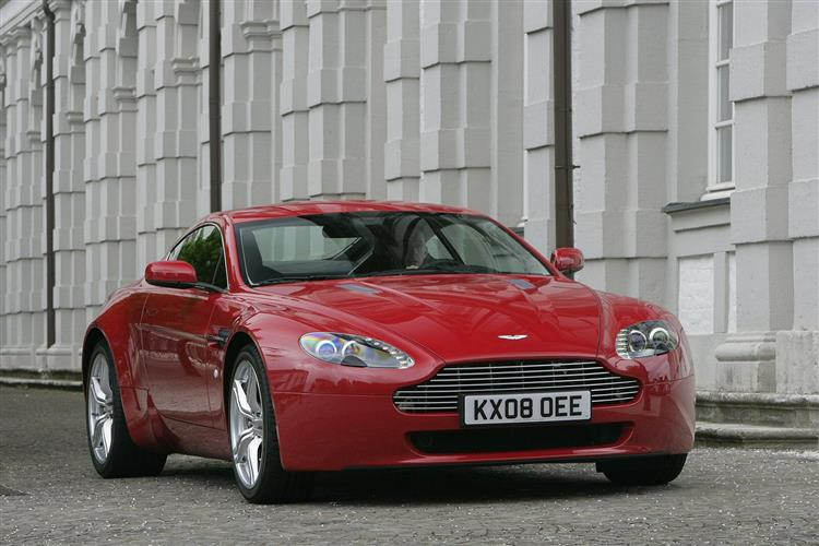 Aston Martin V8 Vantage S Coupe Manual image 4 thumbnail