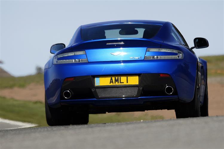 Aston Martin V12 Vantage S Coupe  image 1