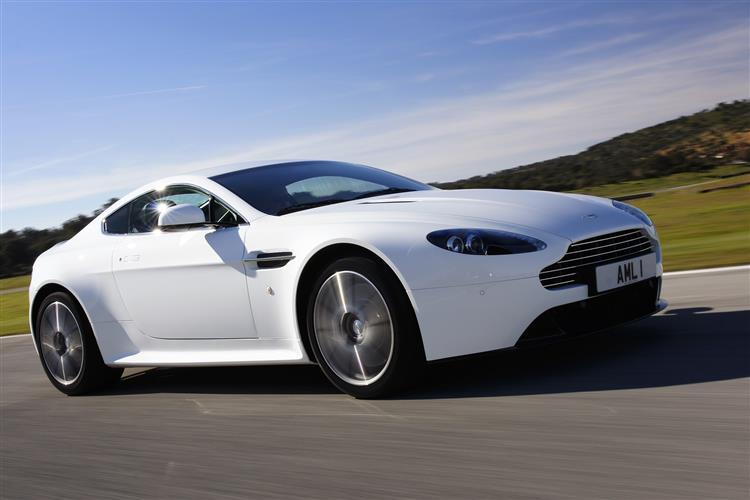 Aston Martin V12 Vantage S Coupe  image 3