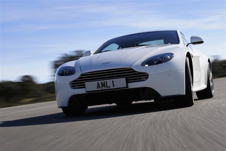 Aston Martin V12 Vantage S Coupe  image 6