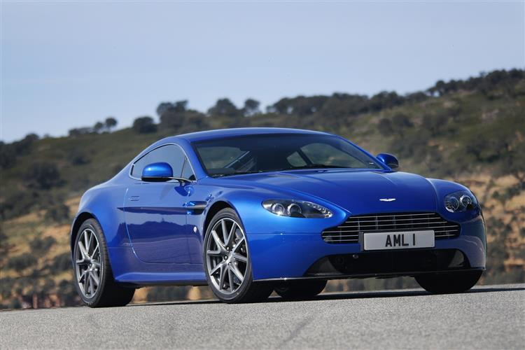 Aston Martin V12 Vantage S Coupe  image 9