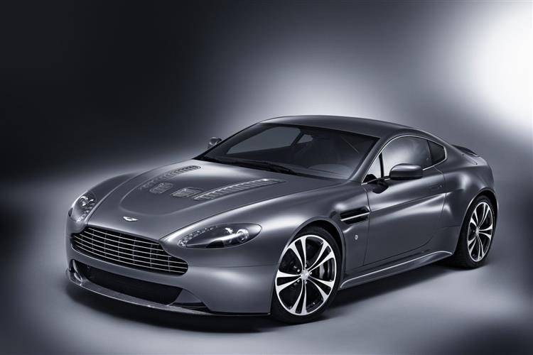 Aston Martin V8 Vantage S Coupe Manual image 8 thumbnail