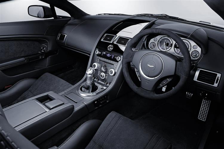 Aston Martin V8 Vantage S Coupe Manual image 9 thumbnail