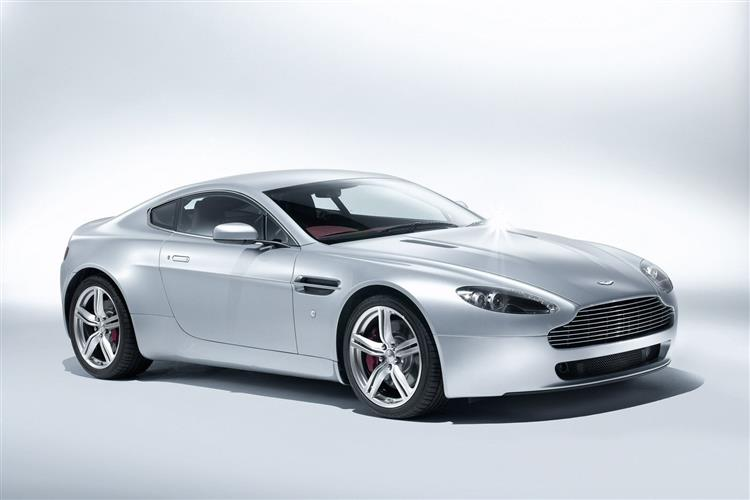 Aston Martin V8 Vantage S Coupe Manual image 5 thumbnail